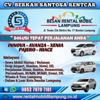 BESAN Rental Mobil Lampung, bandar lampung