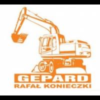 Gepard Rafał Konieczki.Prace Ziemne, Świecie