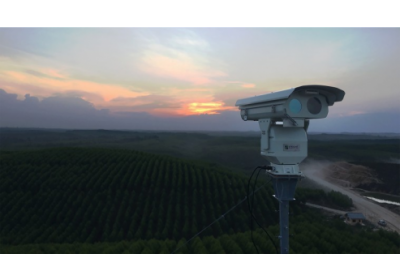 Wildfire Detection System