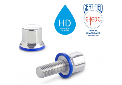 A clean connection: New Stainless Steel screws and nuts in Hygienic Design