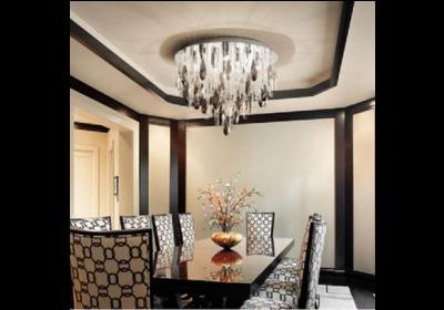 Oświetlenie w stylu modern classic i glamour – luksus w zasięgu ręki
