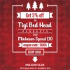 Get 5% Off On Tigi Bed Head Products