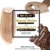 Get 5% Off on Beauty Works Deluxe Clip-in Hair Extensions