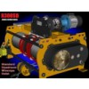 Electric Wire rope hoist (Double reeved)