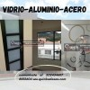 vidrio-aluminio-acero