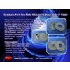 Manufacturer Speakers part T-Yoke Washer Bottom Plate in Taiwan