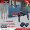 Buy BOSCH Professional Tool Kit SET only at AED 750/-